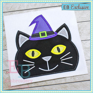 Kitty Peeker Applique