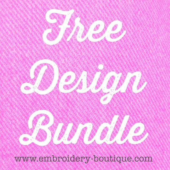 Free Design Bundle