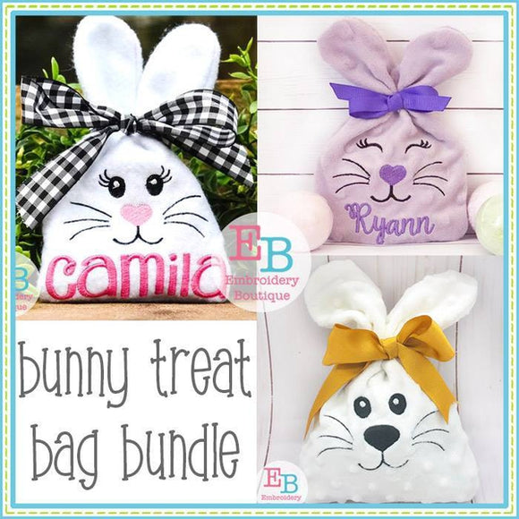 ITH Bunny Treat Bag Bundle