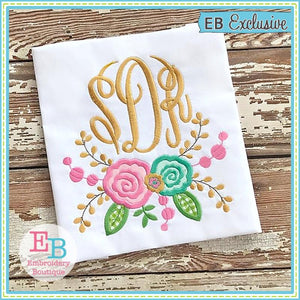 Farmhouse Frame Applique - embroidery-boutique