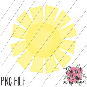 Sunshine PNG Printable
