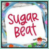 Sugar Beat Embroidery Alphabet, Embroidery