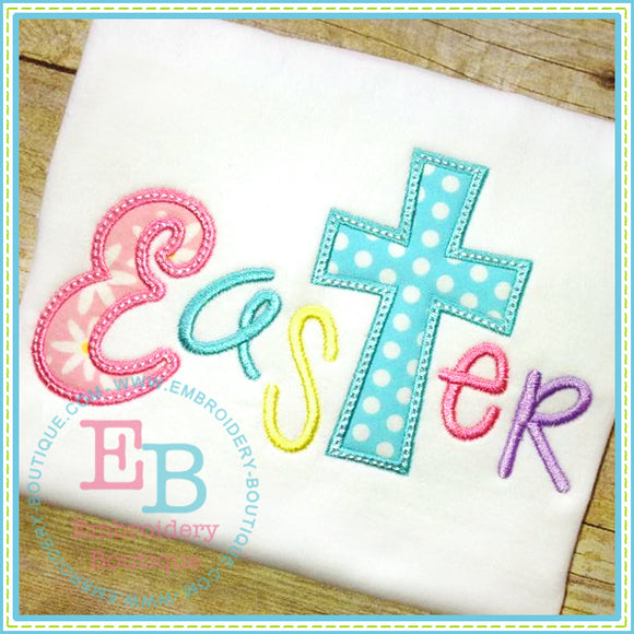 Easter Applique, Applique