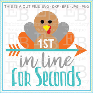 Seconds SVG - embroidery-boutique