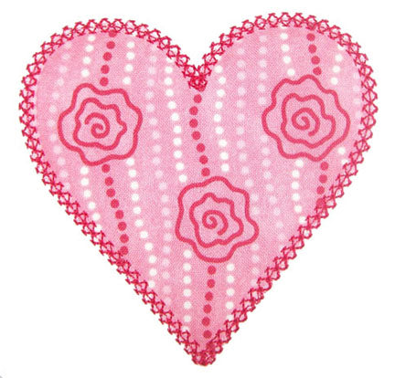 Heart Applique - embroidery-boutique