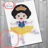 Ballerina 2 Applique