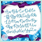 Better Together Embroidery Font, Embroidery Font