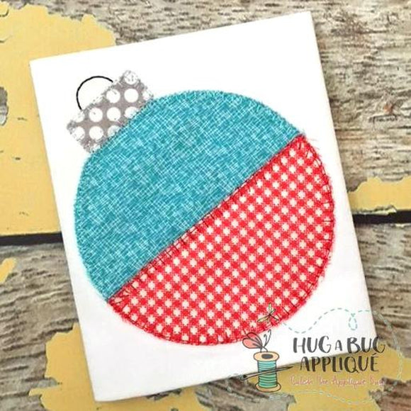 Cork Blanket Stitch Applique Design, Applique