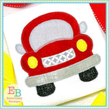 Car Zigzag Applique