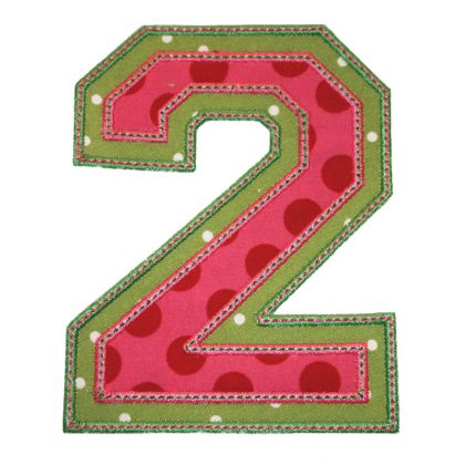 Double Fun Alphabet - embroidery-boutique