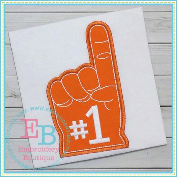 #1 Hand Applique - Embroidery Boutique