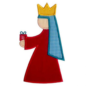 Wiseman Applique