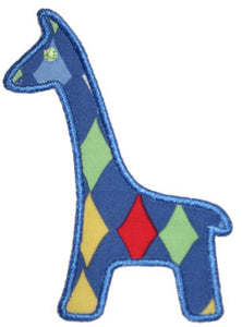 Giraffe Applique