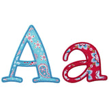 Cute Applique Alphabet
