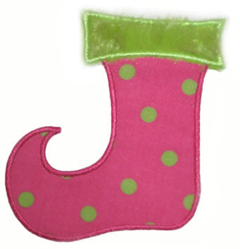 Whimsical Stocking Applique - embroidery-boutique