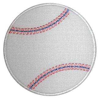 Baseball Applique - embroidery-boutique