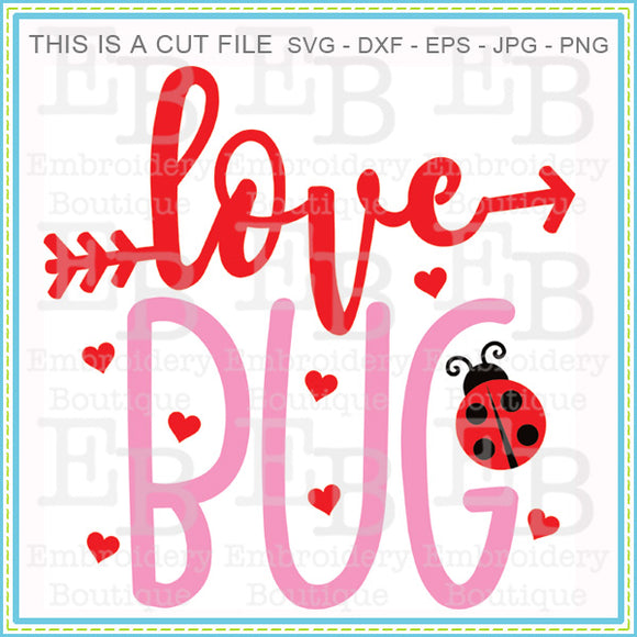 Love Bug SVG