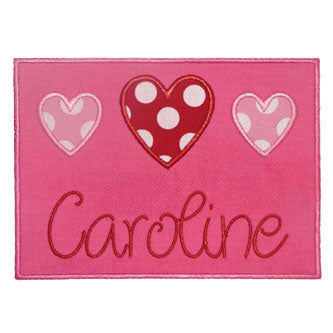 Heart Patch Applique - embroidery-boutique