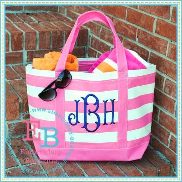 Bliss Monogram Alphabet - embroidery-boutique
