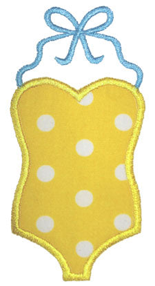 Swimsuit Applique
