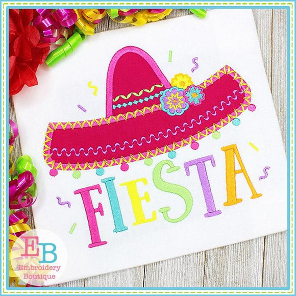 Fiesta Applique