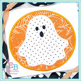 Ghost Circle Applique, Applique