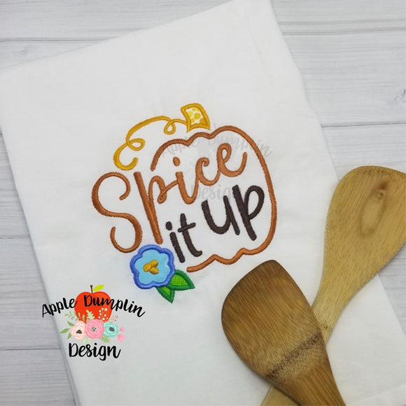 Spice It Up Applique Design - embroidery-boutique