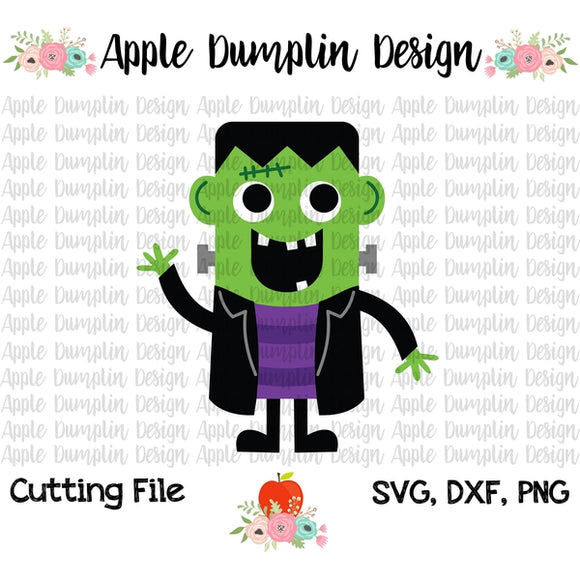 Frankenstein SVG - embroidery-boutique