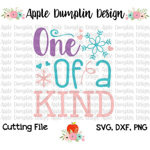 One of a Kind SVG - embroidery-boutique