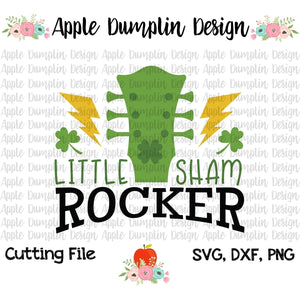 Little Sham Rocker SVG