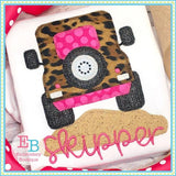 Jeep Zigzag Applique