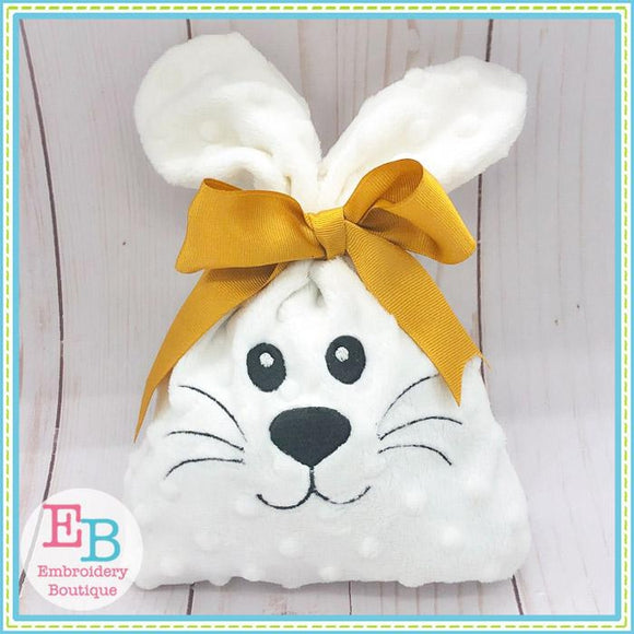 New In The Hoop Bunny Treat Bag Boy, In The Hoop Projects