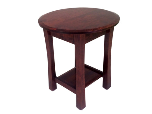 Tyron Round End Table