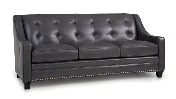 203 Leather Sofa