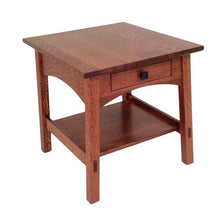 Blue Ridge Large End Table