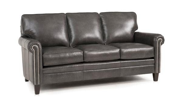 234 Leather Sofa