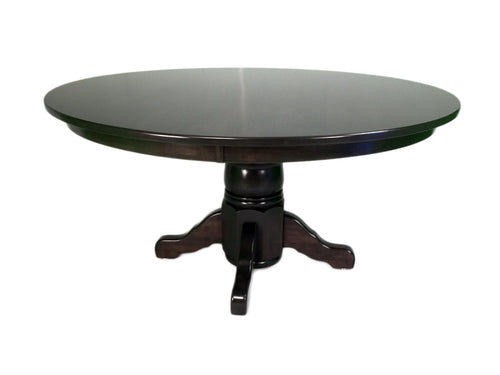 Single Pedestal Round Table