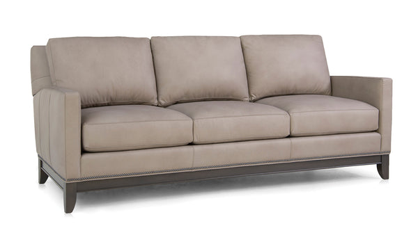 238 Leather Sofa