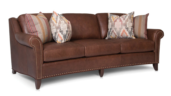 249 Leather Sofa