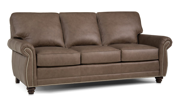 302 Leather Sofa
