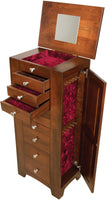 Barrs Mill Mission Jewelry Armoire