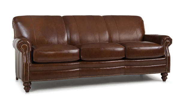 383 Leather Sofa
