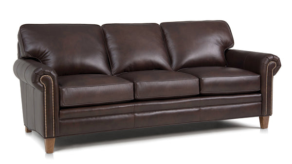 395 Leather Sofa