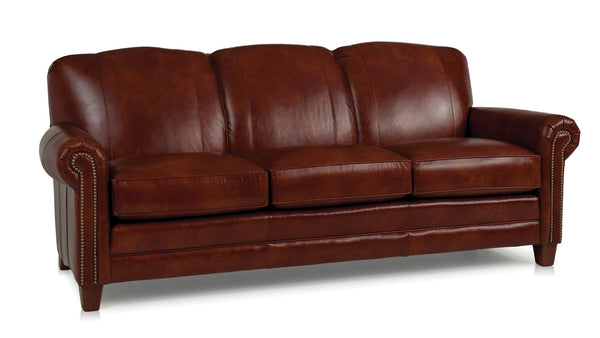 397 Leather Sofa