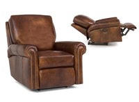 416 Leather Recliner