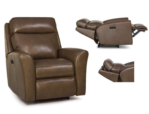 418 Leather Recliner