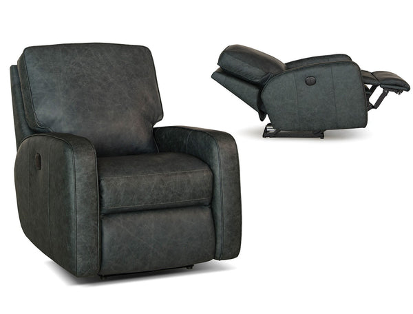 419 Leather Recliner