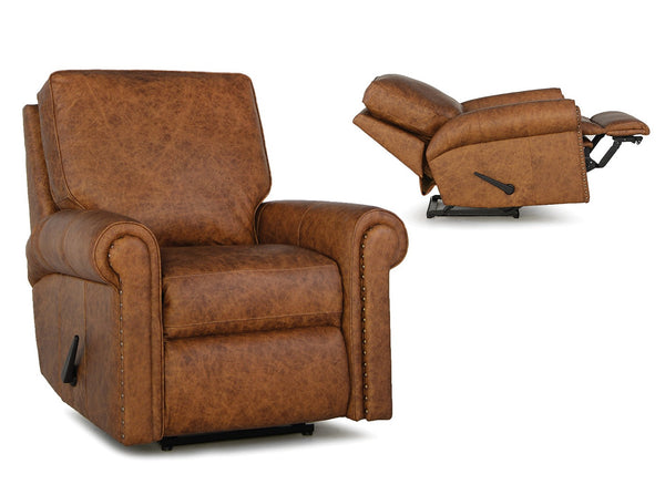 420 Leather Recliner