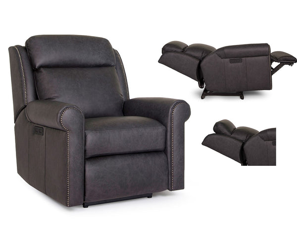 422 Leather Recliner