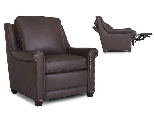 450 Leather Recliner